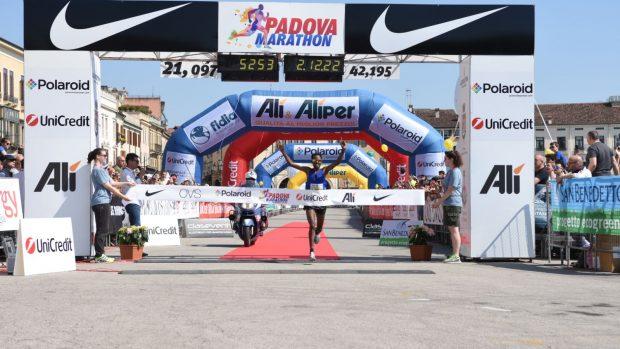 Maratona di Padova 2018