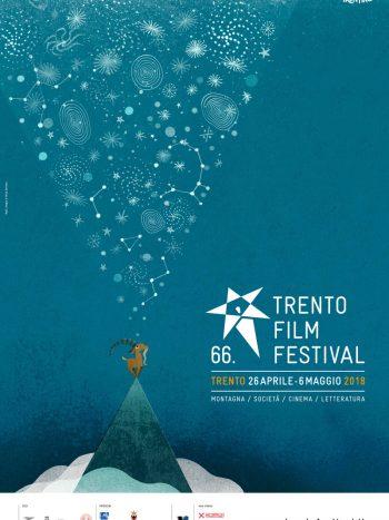 Il manifesto del Trento Film Festival 2018