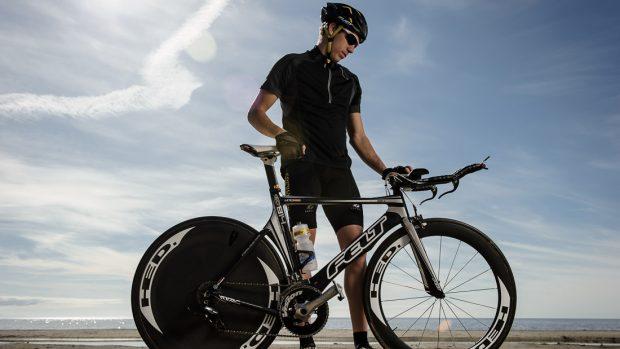 Triathlete Tommy Zaferes | Magellan GPS