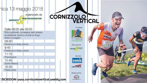 Cornizzolo Vertical - Programma