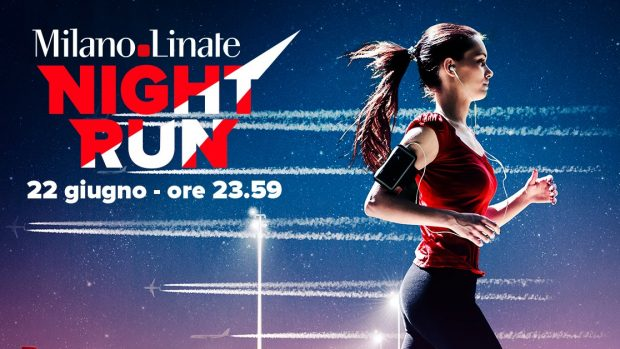 Milano Linate nght run1