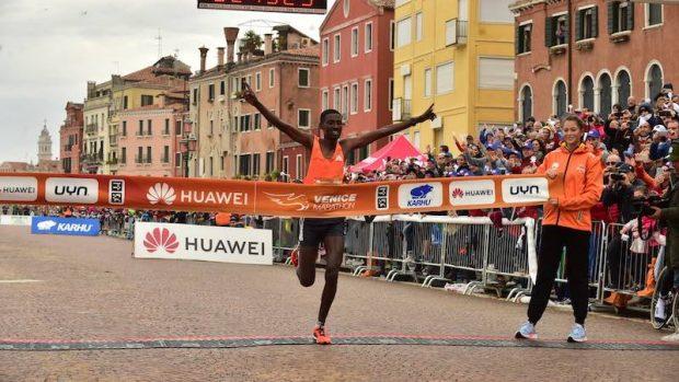Venicemarathon 2018 vincitore