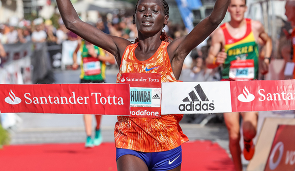 Image 4 - Eunice Chumba Chebichii, 10,000m silver medalist at the 2018 Asian Games