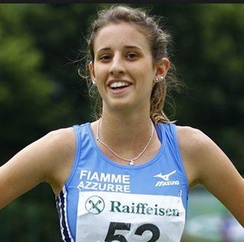 Valeria Roffino, tra le favorite della gara femminile